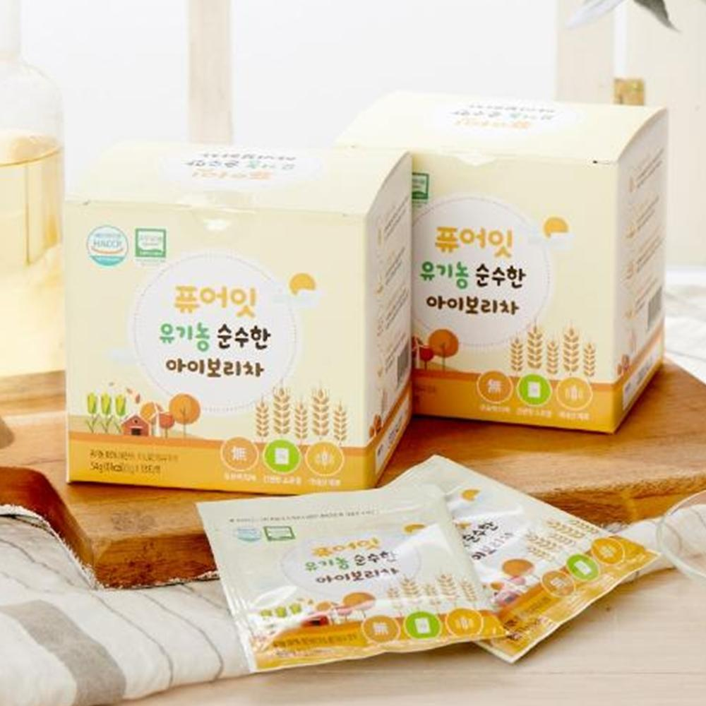 Pure-Eat Organic Barley Tea