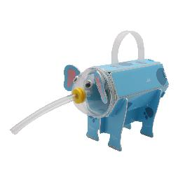 DIY Elephant Vacuum Cleaner