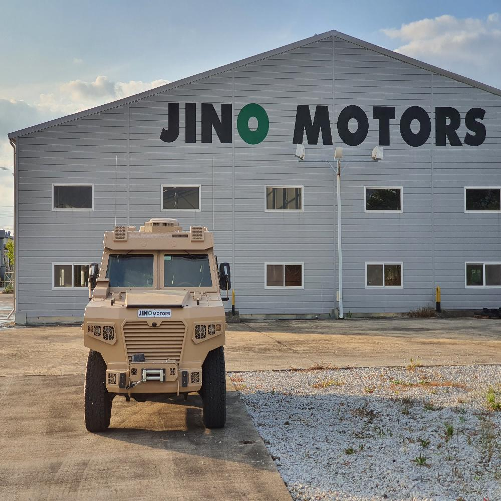 ANTI-RIOT VEHICLE LIGHT ARMORED VEHICLE / ARMORED PERSONNEL CARRIER (LEO)