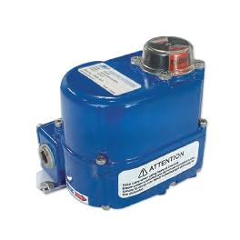 DOW Valve Korea, Electric Actuator for automation of quarter turn valves