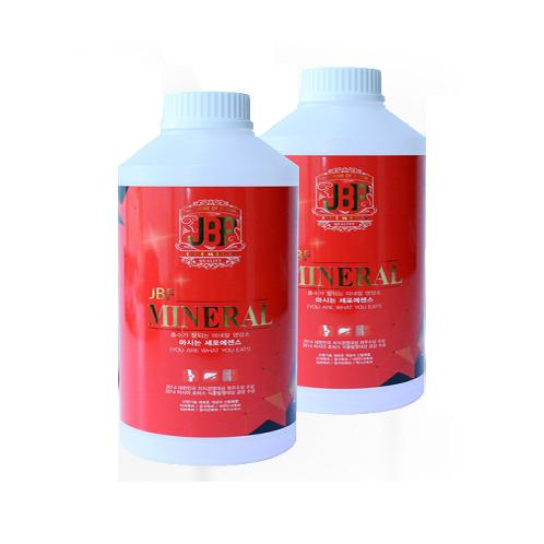 JBF Mineral (Extract) | Mineral, Liquid, Vitamin, Essence, Mineral Nutrition