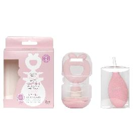 Silicon balloon Teether PINK