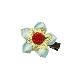 Napul Napull by Jin Flower Hair Pin Hair Claw Slip Korean Traditional Ornaments Worn by Women Hanbok