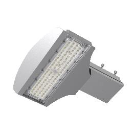 YUNLIGHTING LED Street Light Lighting High Power Lensed 136x78 Degree White 5700K for Outdoor