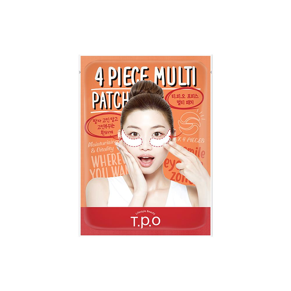 T.P.O 4 Piece Multi Patch