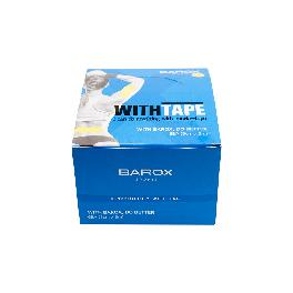 Barox With Tape Therapy Preventing Injury Sports Items for Everybody Higher Performance Supporting