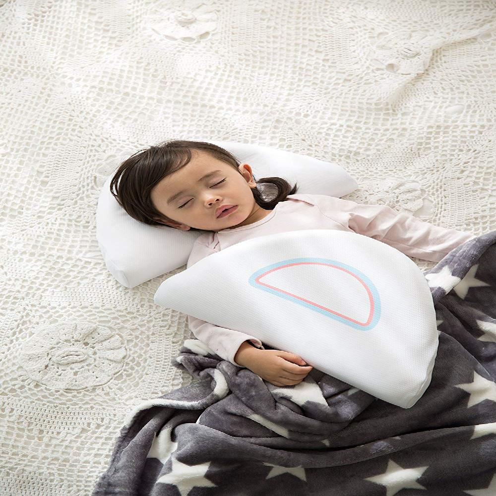 MarshPillow The Premium Neck & Cervical Pillow For Deep Sleep (Baby)