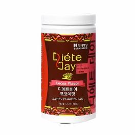 Dieteday Protein shake (Cocoa flavor)