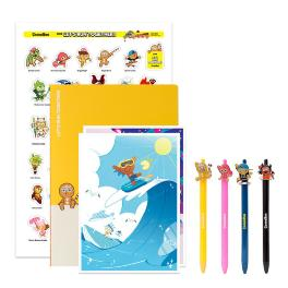 [Special Set] CookieRun Stationery Set