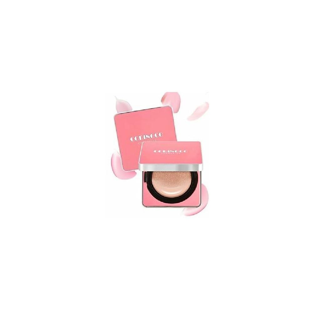 [CORINGCO] Cherry Blossom Water Cushoin 2 Color 15g - BEST Korea Cosmetic