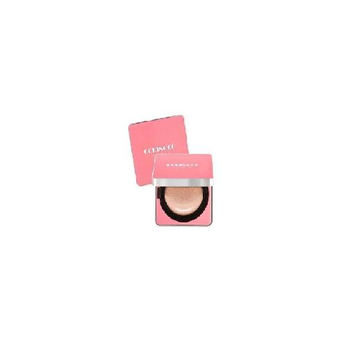 [CORINGCO] Cherry Blossom Water Cushoin 2 Color 15g - BEST Korea Cosmetic | coverage, refreshing, moisturizing, soothing, compact, mini size, reasonable, convenience, pores, cover