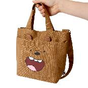 [Korean Import/ Magic Channel] We Bare Bears Mini Eco Canvas Bag