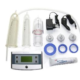 Penis Enlarger Pump, Penis Enhancer Pump and Stretching Device (COCOMEDI)