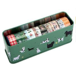 Dailylike Masking Tape 10pcs Set - Go to Picnic
