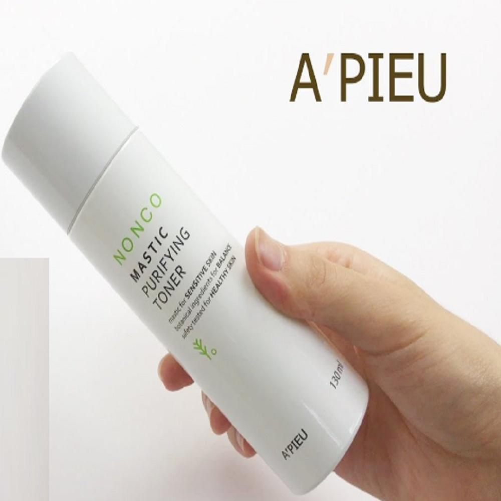 [A'PIEU] Nonco Mastic Purifying Toner 195ml - BEST Korea Cosmetic