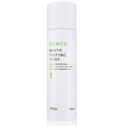 [A'PIEU] Nonco Mastic Purifying Toner 195ml - BEST Korea Cosmetic | Nonco, Purifying, Toner, essence, daily, beauty, soothing, skin care, hydration