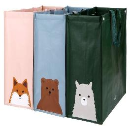 DAILY LIKE KIND & HOMEY Multi-Purpose Tarpaulin Bag - Animal