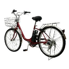 26-inch electric bicycle
