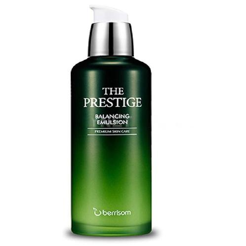 [BERRISOM] The Prestige Balancing Emulsion 130ml / BEST Korea Cosmetic | The Prestige, Balancing, Emulsion, skin care, soothing, day care, night care
