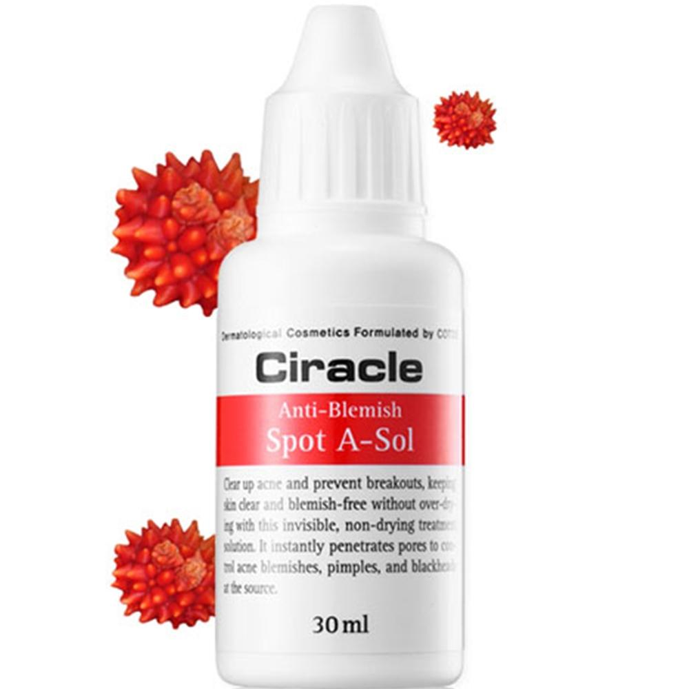 [CIRACLE] Anti-Blemish Spot Emulsion 30ml - BEST Korea Cosmetic