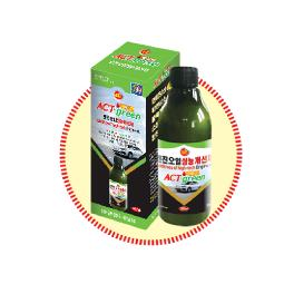 ACT GREEN Engine oil additive