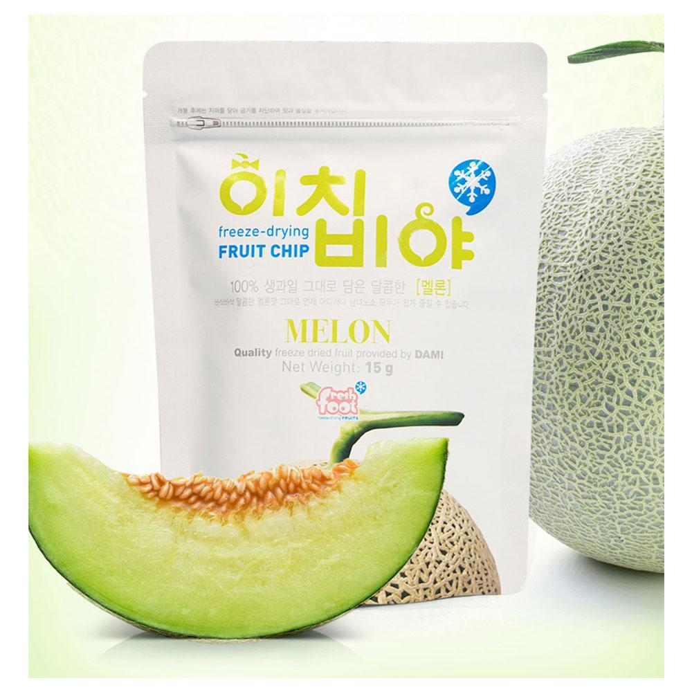 Freeze-drying Melon