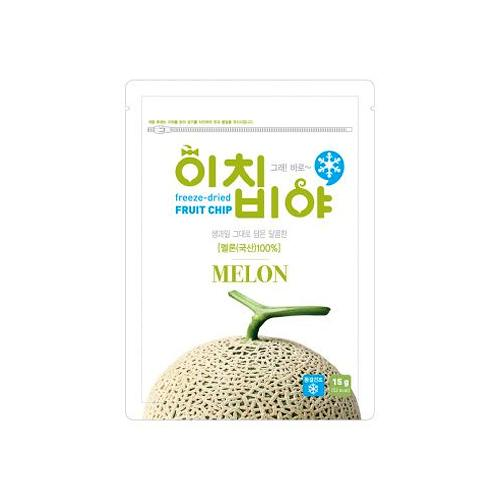 Freeze-drying Melon | melon, dried melon, freeze-drying melon, melon flavor, sweet and sour, real fruit chip, snack, crispy type