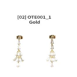 [O2] Jewelry Collection / Korea Famous earring, ring, bracelet OTE001
