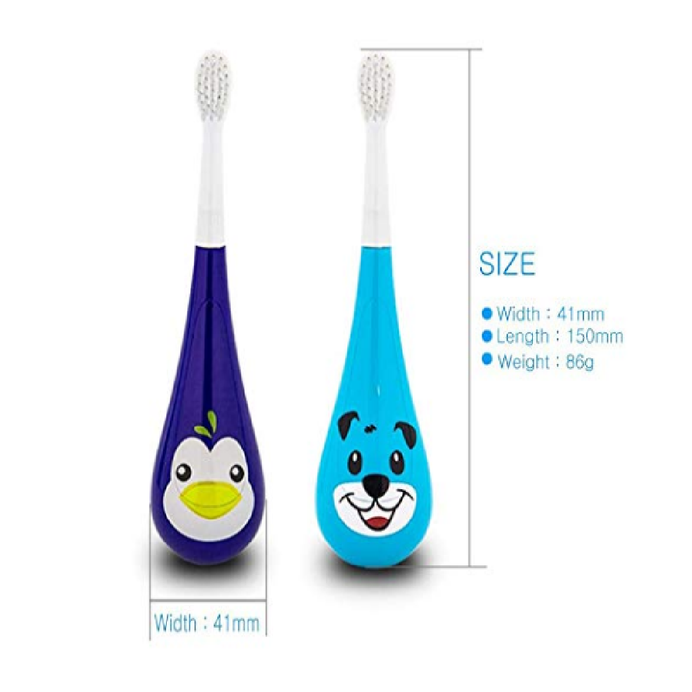 Link Roly Poly Baby Kids Toothbrush