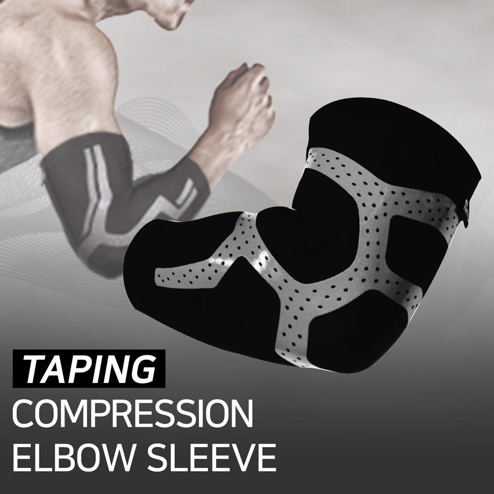Taping Elbow Compression Sleeve