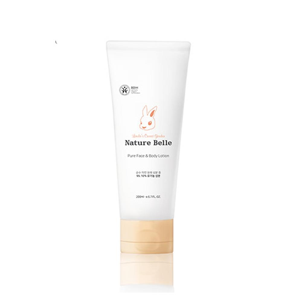 Nature Belle pure Face & Body Lotion