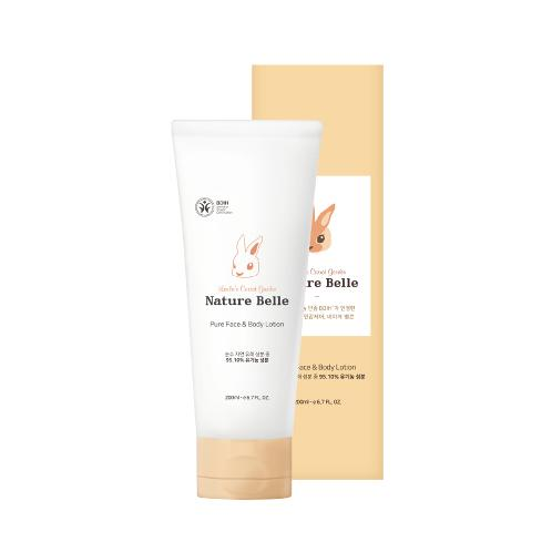 Nature Belle pure Face & Body Lotion | Skin care, facial care, face lotion, body lotion, body skin care, moisturizer, moisturizing lotion, skin moisturizer, cosmetics, face&body lotion, natural lotion