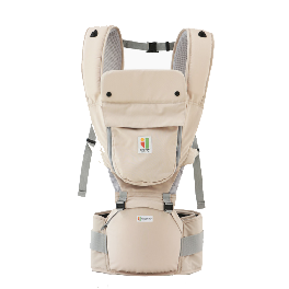 EGGRAY Hip Seat Baby Carrier 1300g - BEIGE