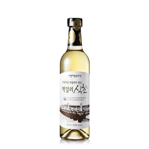 Makgeolli Vinegar | Makgeolli Vinegar, 100% Korean rice, makgeolli, acidity, vinegar, makgeolli scent, soft vinegar