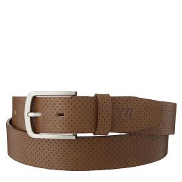 YEUNWOO Natural cowhide DOT golf BELT