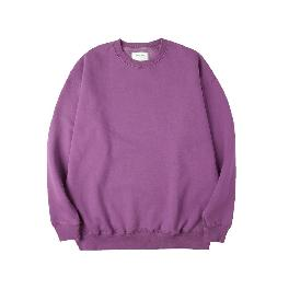 JADE Neck Long-Sleeve T-shirt Men's Casual Solid Color Sweater Loose
