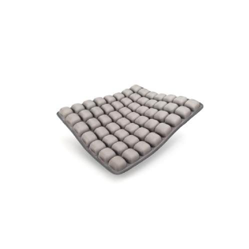 SKY COMPANY 3D DESIGNED FREE INSTALLATION RIGHT POSTURE CUSHIONS | cushion, comfortable, posture, straight, gray, light, warm, home, decoration, chair, sofa, maintain