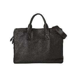 YEUNWOO Dual zipper Cowhide Brief CASE
