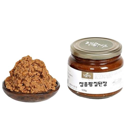 Dendroppanax soybean paste | traditional food, korean food, soybean paste, meju,dendropanax