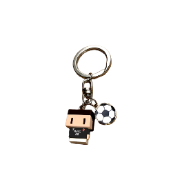 KIKAKUV Custom Sports Keyring(2cm)