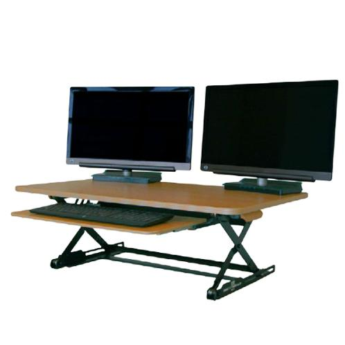 Height Adjustable Standing Desk DESK TOP DESK | Varidesk, Height adjustable, Stand work, Standing desk, work desk