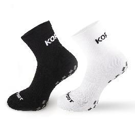 [We Foot] In-Out Non Slip Mid Socks