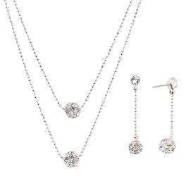 [WEST_ISLAND] [West Island] Herness Necklace Earring Set _WI7HS808CS