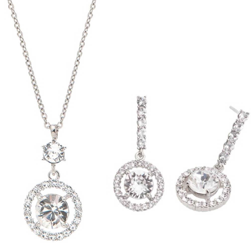 [WEST_ISLAND] [West Island] Elfinidale Necklace Earring Set _WI7ED811CS