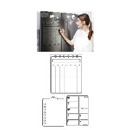 The Innovative and Multiple Memo Sheets(2 Small + 1 Medium)