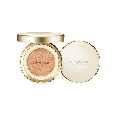 Perfecting Cushion NO.23 Natural Beige(Main 15g + Refill 15g) | cushion, natural beige, makeup, Sulwhasoo