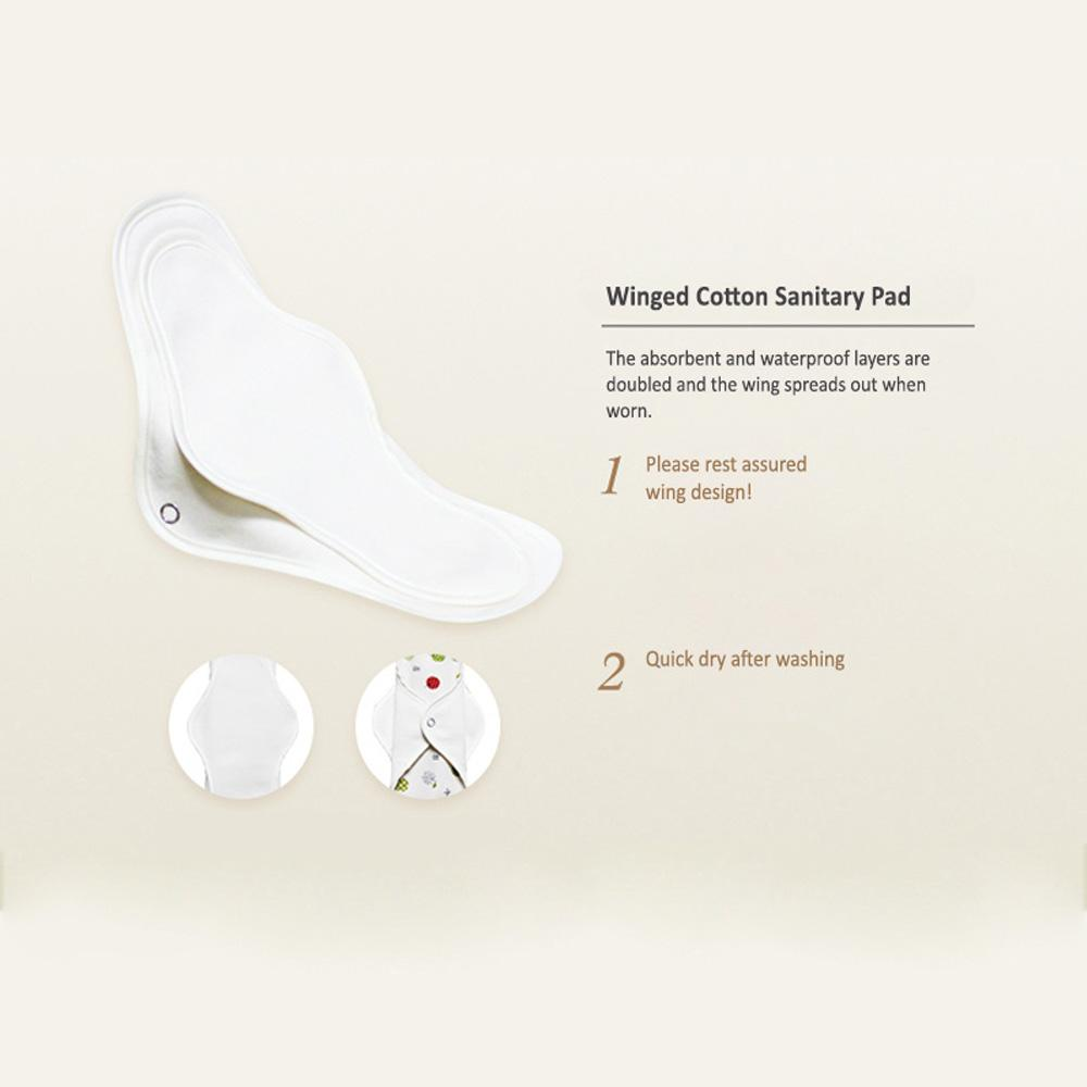 Newer Lohan Cotton Sanitary Pad