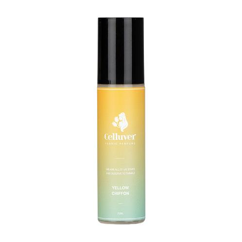 Celluver Fabric Perfume 70ml (Yellow chiffon) | perfume, scent, fabric perfume, spray