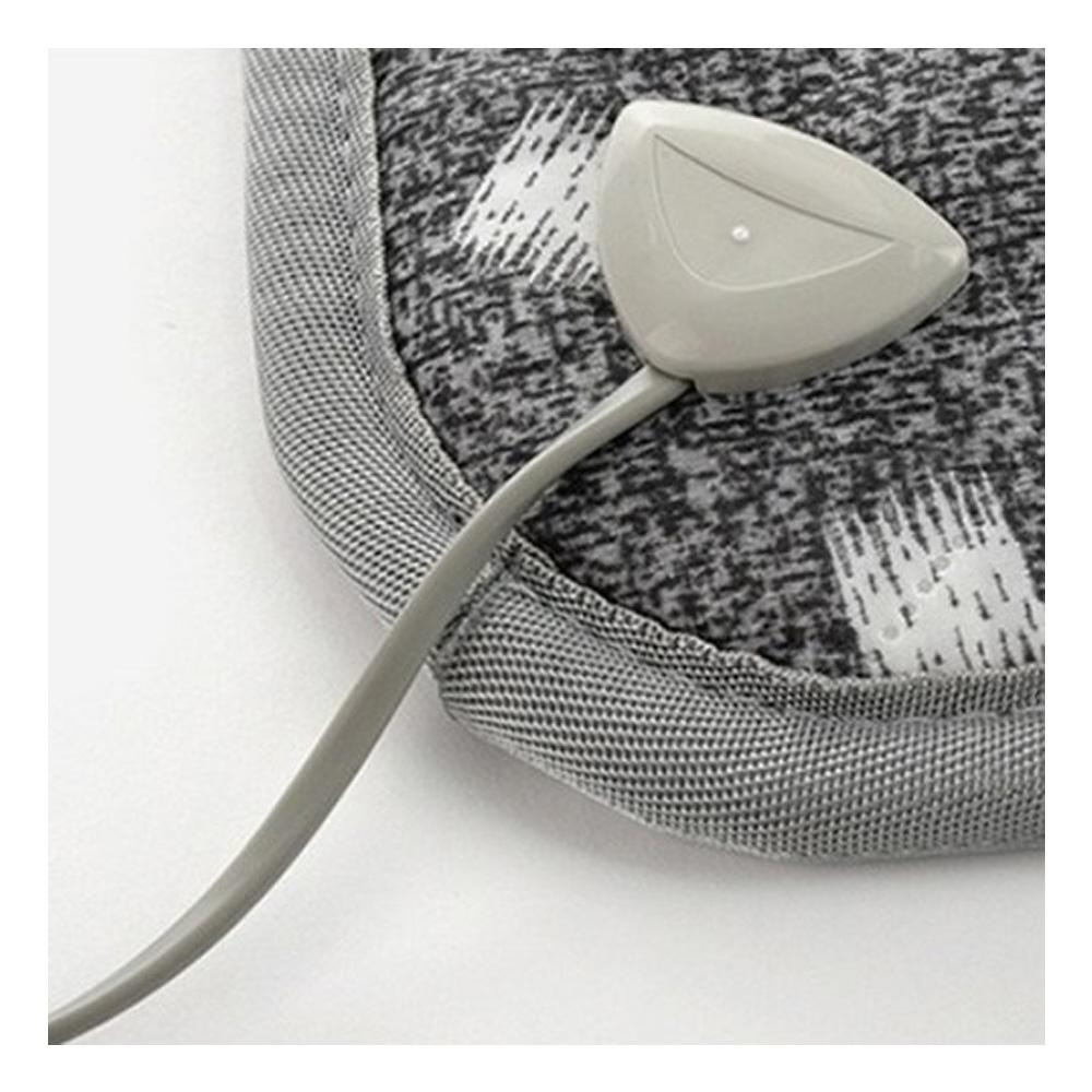 Electromagnetic Mat - Silk Gray