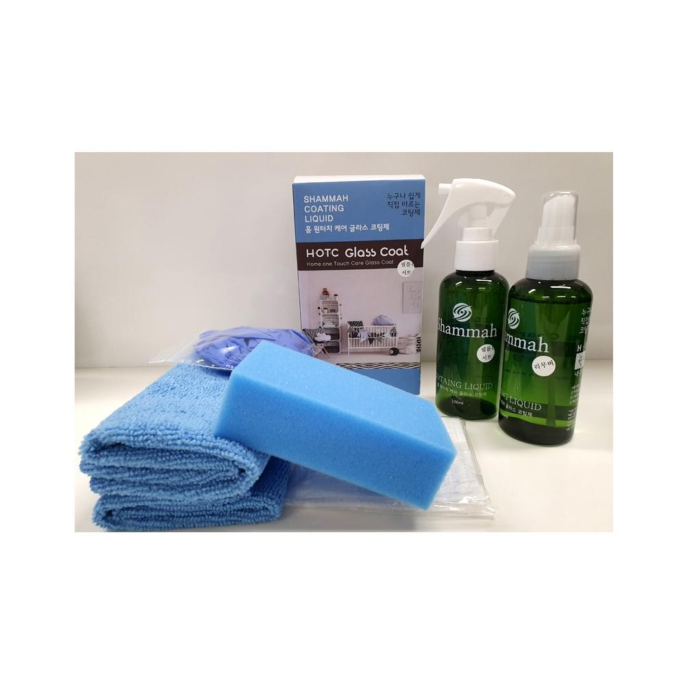 Home One Touch Care Glass Coat